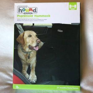 Outward Hound pup shield Hammock